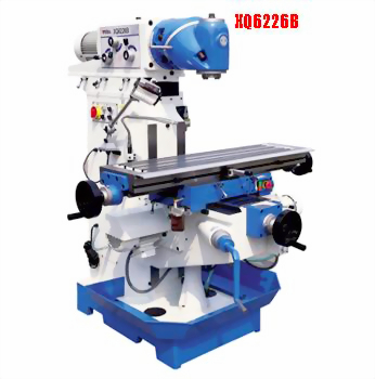 Universal swivel head milling machine XQ6226 Series