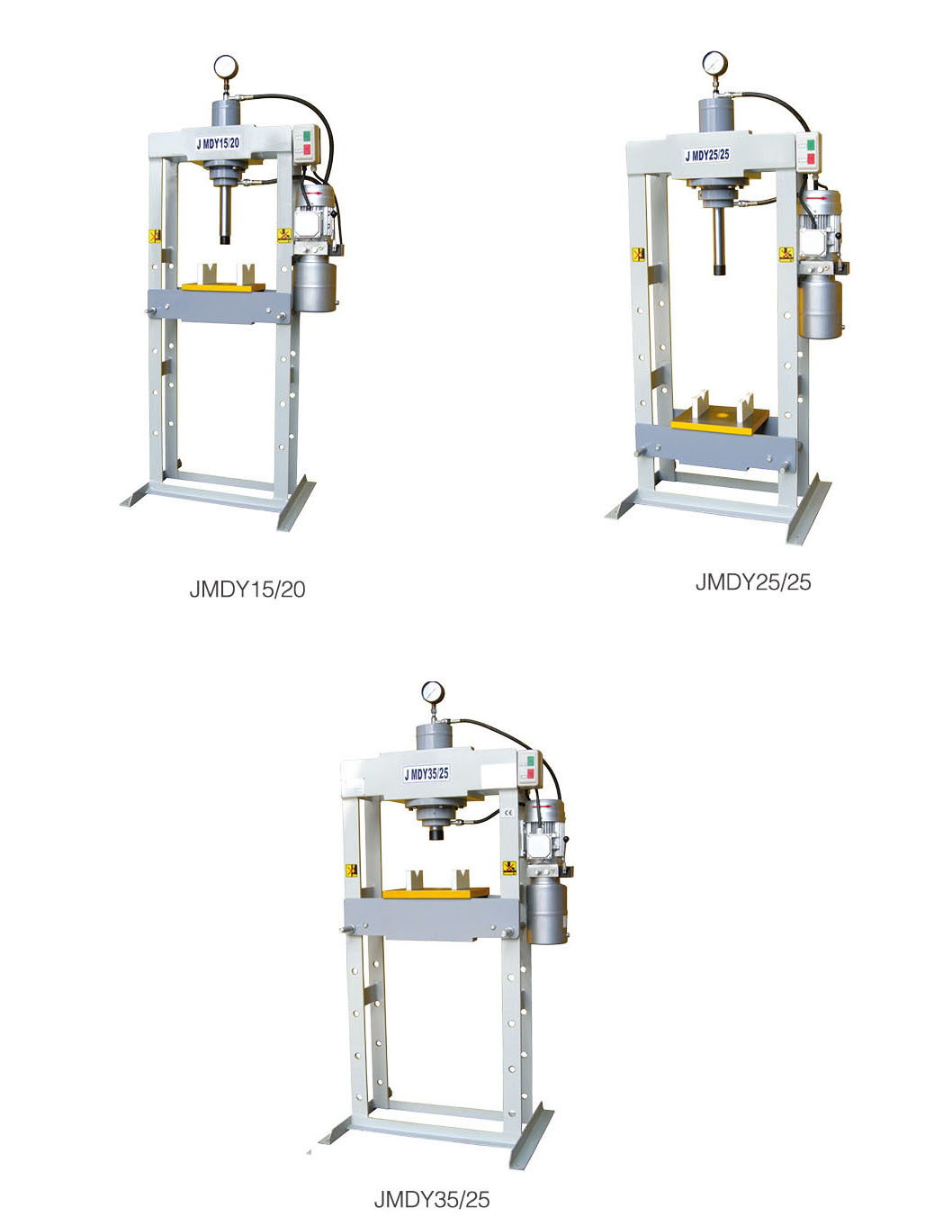 Electric Hydraulic Dress JMDY